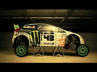 La Ford Fiesta WRC de Ken Block sous toutes ses formes