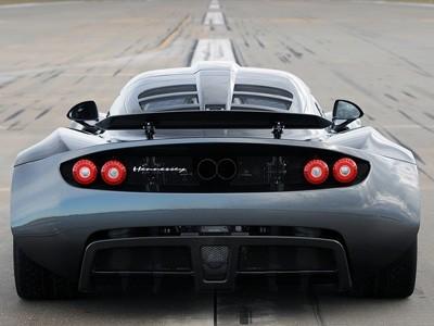 Record de vitesse Hennessey Venom GT