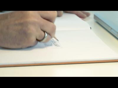 Volvo Concept C Coupé - Teaser #1