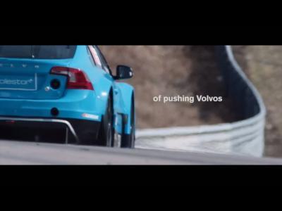 Les Volvo S60 et V60 Polestar en vidéo