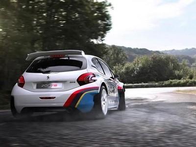 Peugeot 208 Type R5 : appelez-la 208 T16