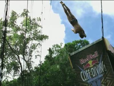 Ride UP mag [S5E08] Red Bull Cliff Diving