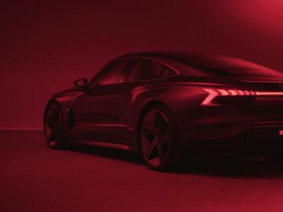 Audi e-tron GT concept : trailer officielle de la sportive électrique