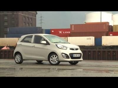 Essai Kia Picanto 1.2 85 ch Stop & Go
