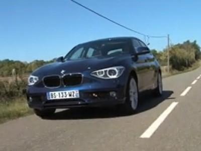 Essai BMW 120d BVA Lounge Plus