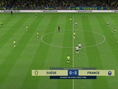 Suède - France : notre simulation FIFA 20 (Ligue des Nations)