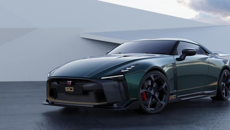 Nissan GT-R50 by Italdesign : la série limitée en vidéo