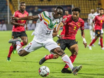 CAN 2019 : Le résumé et le but de Angola - Mali