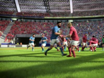 Rugby 20 : le teaser de la simulation