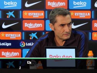 Barça : Valverde prévient Griezmann
