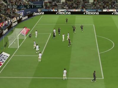 CD Leganés - Real Madrid sur FIFA 20 : résumé et buts (Liga - 38e journée)