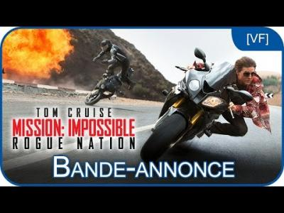 Bande-annonce | Mission:Impossible Rogue Nation