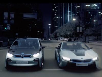 BMW i, la bande annonce