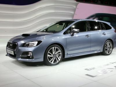 Genève 2015 | Subaru Levorg