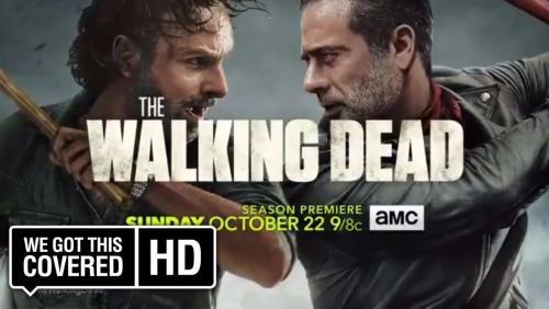 The Walking Dead | saison 8 : 1er extrait de l'épisode 8 (VO)