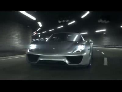 Les modes de conduite de la 918 Spyder en vidéo
