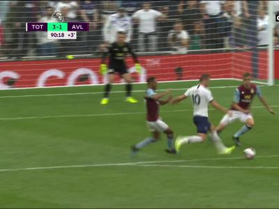 Premier League - 1ère journée - Le doublé de Kane face à Aston Villa