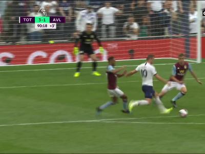 Premier League - 1ère journée - Le doublé de Kane face à Aston Villa