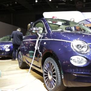 Mondial 2016 : Fiat 500C Riva
