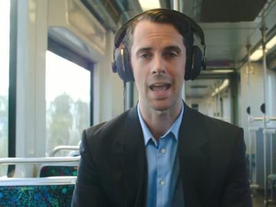 Vidéos : AMP : l'ingénieux étui haut-parleur