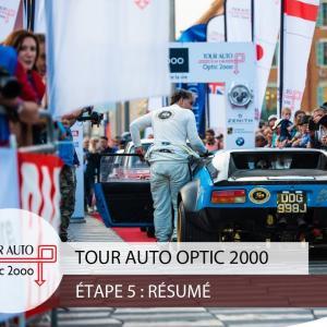 Tour Auto 2018 Jour 5 : Aix en Provence -Nice