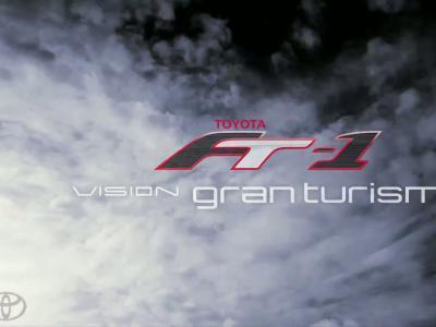 Toyota tease son prochain prototype pour Gran Turismo 6