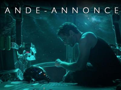 Avengers : Endgame - 1ère bande-annonce (VF)