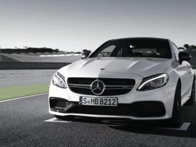 Des débuts en fanfare pour la Mercedes-AMG C 63 Coupé