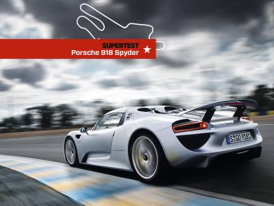 Porsche 918 Spyder : vidéo du record du tour au Mans !