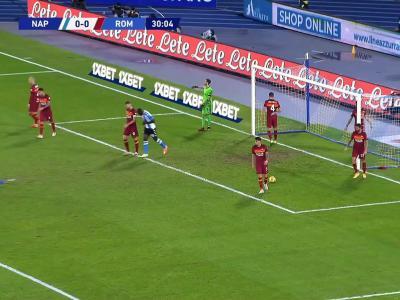 Serie A : Un coup franc chirurgical pour Insigne !