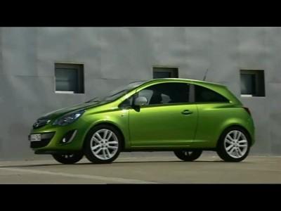 Nouvelle Opel Corsa restylée