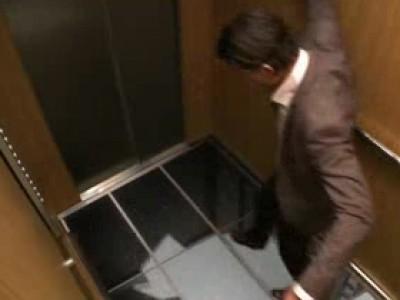 L'ascenseur infernal par Samsung