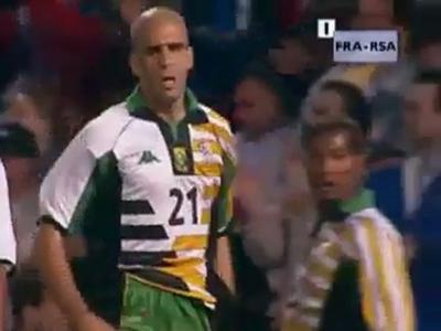 Equipe de France : quand Dugarry marquait le 1er but des Bleus lors de la Coupe du Monde 98