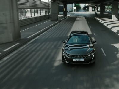 Peugeot 508 SW: parti pris pour le style