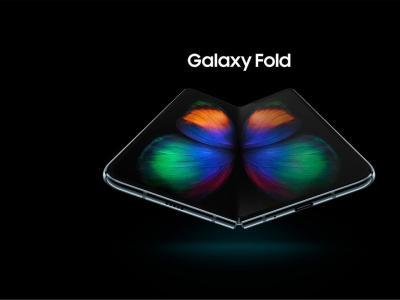 Samsung Galaxy Fold : Unveiling