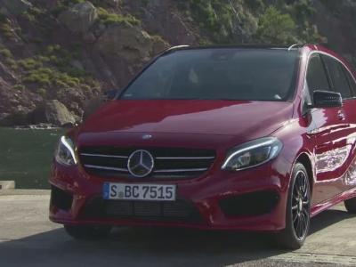 Essai Mercedes Classe B 200 CDI 4-Matic DCT Fascination