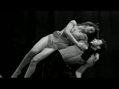 La lingerie fait son ballet