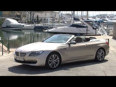 Essai BMW 650i Cabriolet