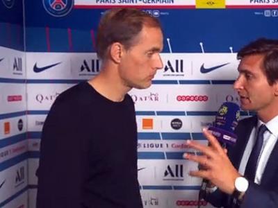 """PSG / Thomas Tuchel : """"Une défaite méritée"""""""