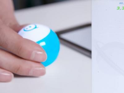 Sphero Mini : vidéo officielle du jouet connecté (VO)