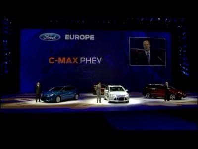 Détroit 2011 : les nouveautés Ford