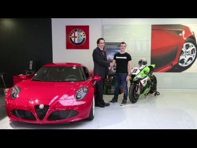 Alfa Romeo renforce son implication en compétition