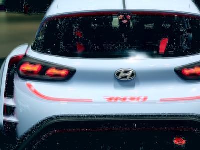 Mondial 2016 : Hyundai RN30 Concept