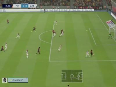 Juventus Turin - Atalanta Bergame sur FIFA 20 : résumé et buts (Serie A - 32e journée)