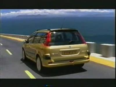 Essai Peugeot 206 SW