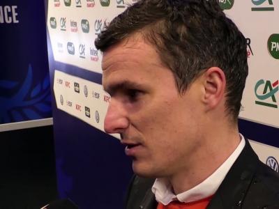Rennes-PSG : Romain Danzé ému après le titre du Stade Rennais