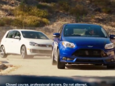 Ford Focus ST ou Volkswagen Golf GTI ?