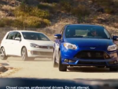 Ford Focus ST ou Volkswagen Golf GTI ?