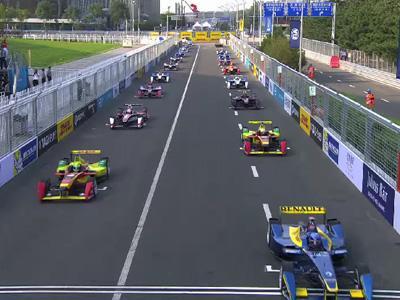 Formula E - e-Prix de Pékin : les meilleurs moments