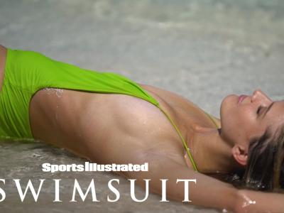 Eugénie Bouchard pour Sports Illustrated Swimsuit